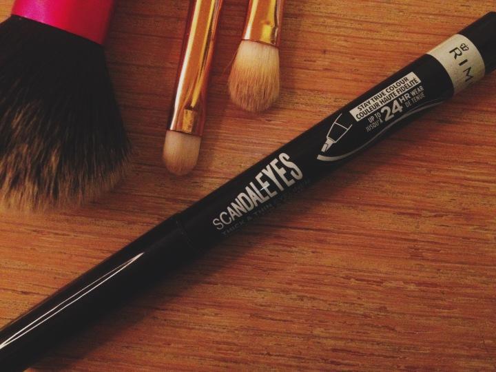 Rimmel Scandaleyes Thick & Thin Eyeliner