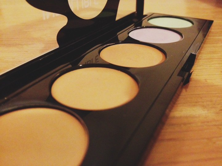 L'Oreal Infaillible Full Coverage Longwear Concealer Palette