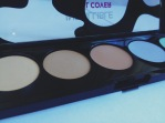 The concealer shades