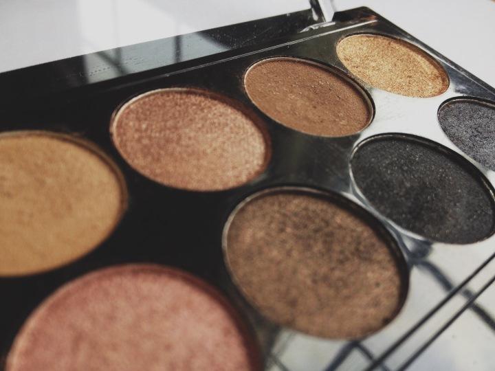 The MUA Undressed eyeshadow palette