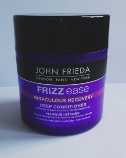 John Frieda hair mask