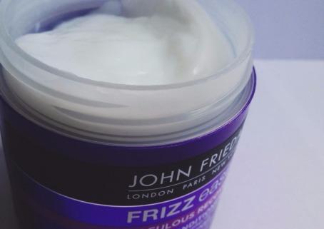 John Frieda hair mask